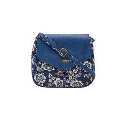 ESBEDA LADIES SLING BAG SS270717-1,  s blue