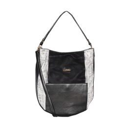 ESBEDA Printed Pattern wandler Handbag For Women,  black
