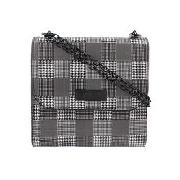 ESBEDA LADIES SLING BAG EB-001,  black white check pattern