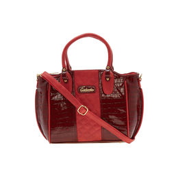 ESBEDA LADIES HANDBAG NH130916,  maroon
