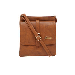 ESBEDA LADIES SLING BAG MU17092017,  tan