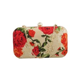 ESBEDA LADIES CLUTCH AB20122018,  red