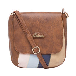 ESBEDA Ladies Sling Bag MS01052017,  tan
