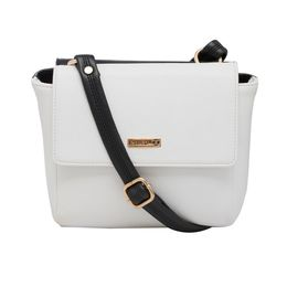 ESBEDA LADIES SLING BAG MS140517,  black-white