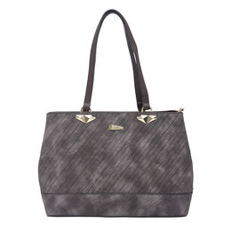 ESBEDA LADIES HANDBAG M-18727,  coffee