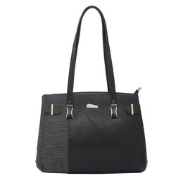 ESBEDA LADIES HANDBAG 18649,  black