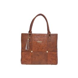 ESBEDA LADIES HANDBAG CD24102017,  tan