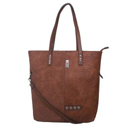 ESBEDA LADIES TOTEBAG L1581,  d brown