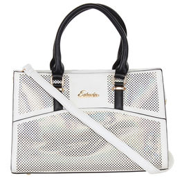 ESBEDA Ladies Handbag D5208,  white