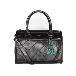 ESBEDA Solid Pattern Dolce Designer Handbag For Women,  black