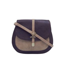 ESBEDA LADIES SLING BAG AS03122017,  d brown-beige