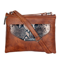 Esbeda Ladies Sling Bag MZ100916,  tan