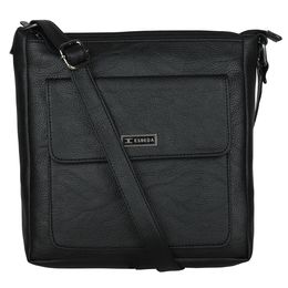 ESBEDA LADIES SLING BAG A00100002-6,  black