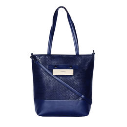 ESBEDA Big Size Odford Handbag For Women,  blue