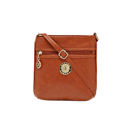 ESBEDA LADIES SLING BAG WA14082017,  tan