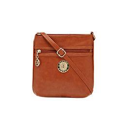ESBEDA LADIES SLING BAG WA14082017,  tan