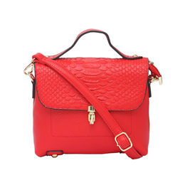 ESBEDA LADIES HANDBAG 160612,  red