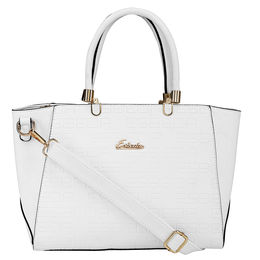 Esbeda Ladies Shoulder bag D1832,  white