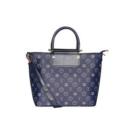 ESBEDA Printed Pattern Floral Printed Handbag For Women,  blue