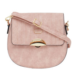 ESBEDA LADIES SLING BAG 18716-2,  pink