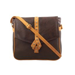 ESBEDA LADIES SLINGBAG ZA07012018,  d brown