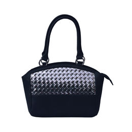 ESBEDA Solid Pattern Matty Chatai Handbag 001005225,  black