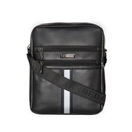 ESBEDA Solid Rodeo Crossbody Sling bag For Men,  black