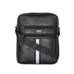 ESBEDA Solid Rodeo Crossbody Sling bag For Men,  black