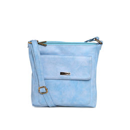 ESBEDA LADIES SLING BAG AD20082016,  l blue
