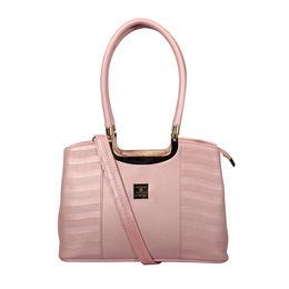 ESBEDA Emboss Glossy handbag-A00100028-14/5869,  pink