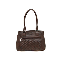 ESBEDA LADIES HANDBAG SH19082017,  d brown