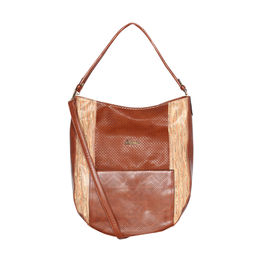 ESBEDA Printed Pattern wandler Handbag For Women,  tan
