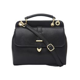 ESBEDA LADIES HANDBAG 7072-2,  black