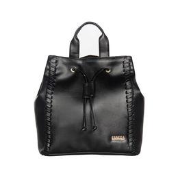 ESBEDA Taslan Convertible Backpack For Women,  black