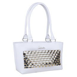 Esbeda Chatai Handbag 3624, white