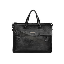 ESBEDA Regular Size Cinnamon Laptop bag For Men,  black