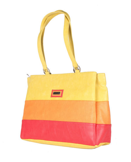ESBEDA HANDBAG SH290616,  yellow