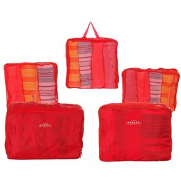 ESBEDA GARMENT BAG 0001,  red