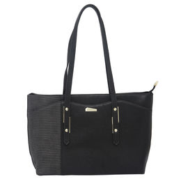 ESBEDA LADIES HANDBAG 18652,  black