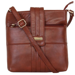 ESBEDA Ladies Sling Bag MSA01,  brown