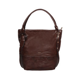 ESBEDA Solid Pattern Birkin Solid Hobobag For Women,  brown