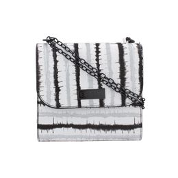 ESBEDA LADIES SLING BAG EB-001,  white-black line