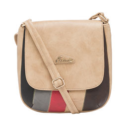 ESBEDA Ladies Sling Bag MS01052017,  beige