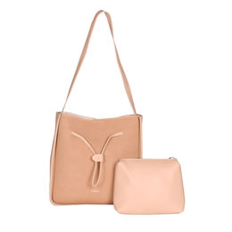ESBEDA Medium Size Hand bag with pouch For Women,  pink