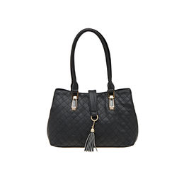 ESBEDA LADIES HANDBAG SH18082017,  black