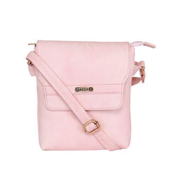 ESBEDA LADIES SLING BAG MA230716,  l pink