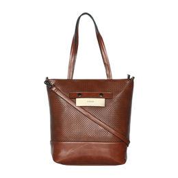 ESBEDA Big Size Odford Handbag For Women,  camel