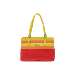 ESBEDA LADIES HANDBAG SH060417-1,  red-orange-yellow