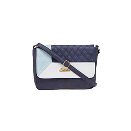 ESBEDA LADIES SLING BAG AZ10082017,  d blue-white-l blue
