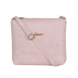 ESBEDA Ladies Sling bag AD230716,  l pink